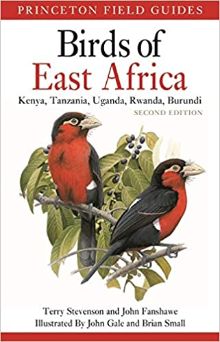 Field guides to Africa
