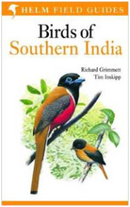 Birds of Southern India is the companion guide to the above, covering the southern half of India, based on plates from the complete guide.