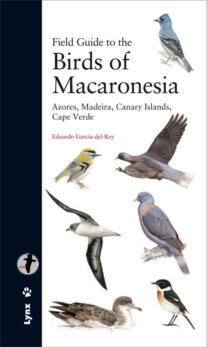 Field guide to the Birds of Macaronesia (Garcia-del-Rey).