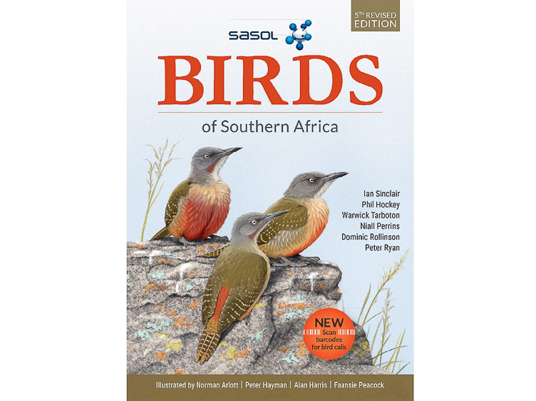 Field guides of Africa