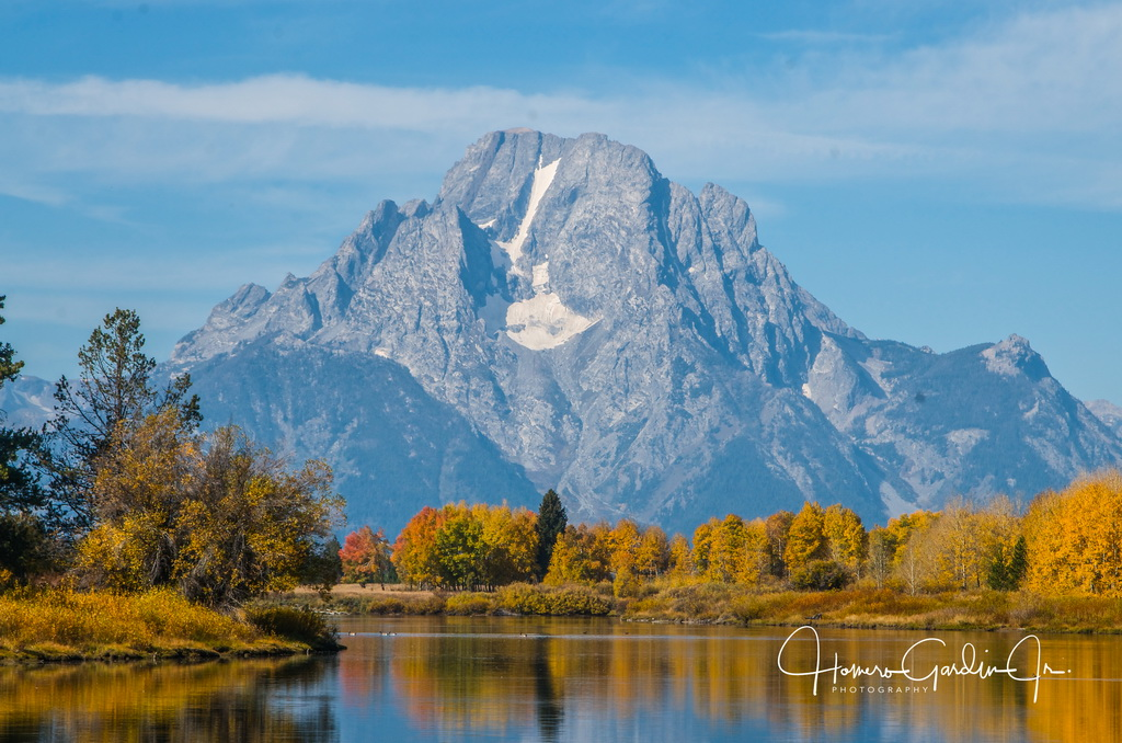 Mammal and Birding Tour USA: Wyoming – Yellowstone and Grand Teton National Parks September 2019