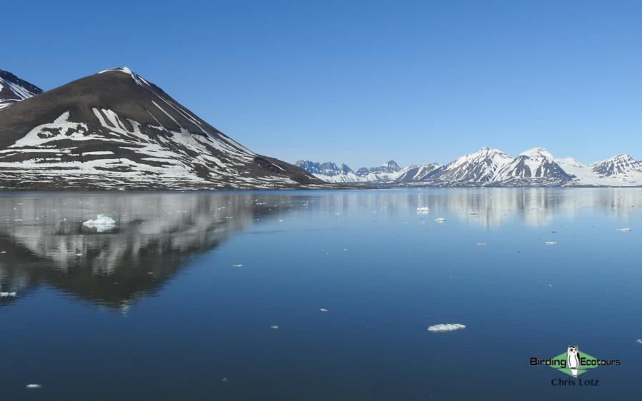 Svalbard Arctic cruise trip report