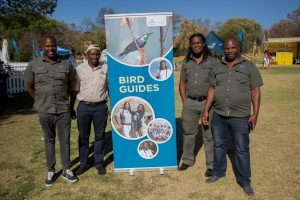 Birdlife South African community bird guides