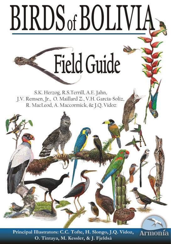 Birds of Bolivia